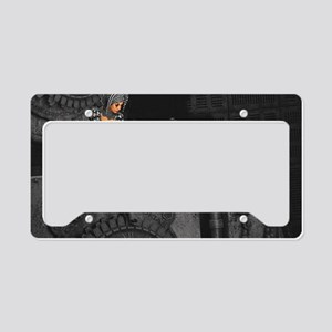 ttro_laptop_skin License Plate Holder