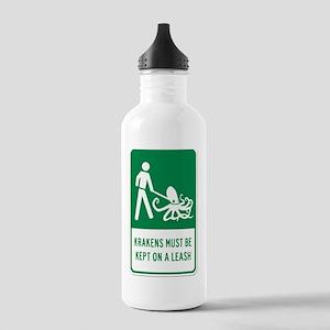 kraken Stainless Water Bottle 1.0L