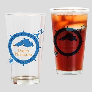 TrueNorth_10x10 Drinking Glass