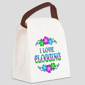 CLOG Canvas Lunch Bag