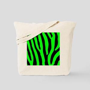 mousepadgrnzebra Tote Bag
