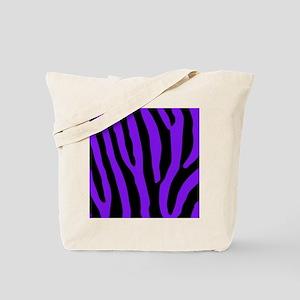mousepadpurpzebra Tote Bag