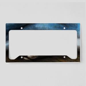PEEKABOO-LAPTOP License Plate Holder