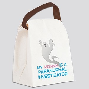 kids_mommy_shirt Canvas Lunch Bag