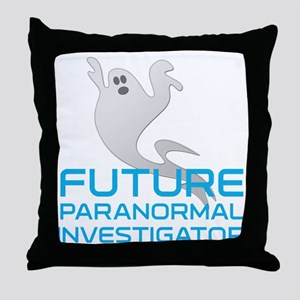 kids_future_shirt Throw Pillow