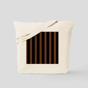 mousepadorangepinstripe Tote Bag