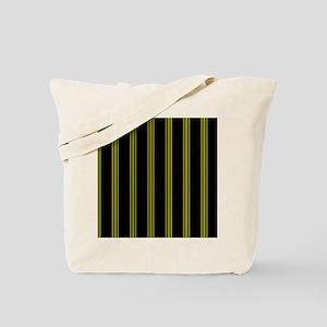 mousepadyelopinstripe Tote Bag