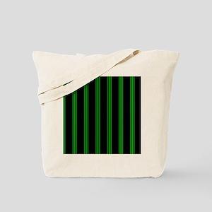 mousepadgrnpinstripe Tote Bag
