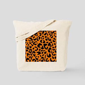 mousepadorangeleopard Tote Bag