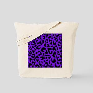 mousepadpurpleopard Tote Bag