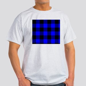 mousepadbluecheckered Light T-Shirt