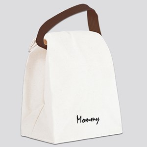 belgian lakeanois  property white Canvas Lunch Bag