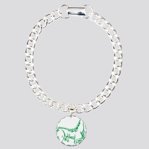 TREX DRAW2 Charm Bracelet, One Charm
