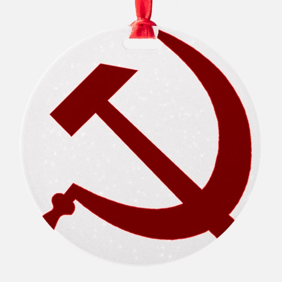 communistback Ornament