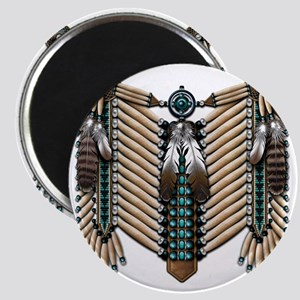 Native American - Breastplates - 002 Magnet