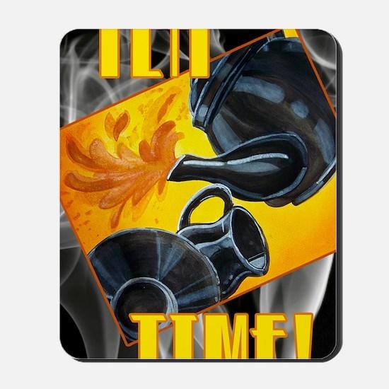 TEA-TIME-JOURNAL Mousepad