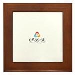 Dental Solutions Logo Framed Tile