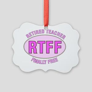 RTFF Picture Ornament
