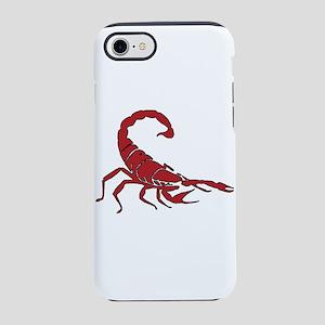 Red Scorpion iPhone 7 Tough Case