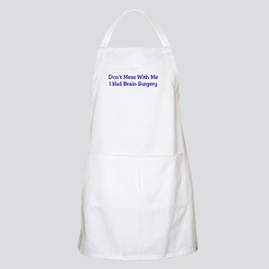 Don't Mess with me.... BBQ Apron