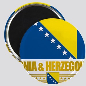 BosniaHerzegovina (Flag 10)2 Magnet