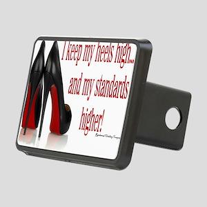 High Standards Rectangular Hitch Cover