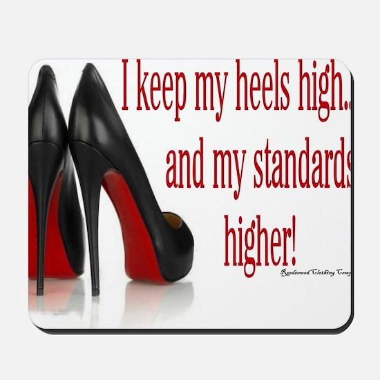 High Standards Mousepad
