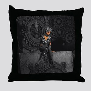 ttro_king_duvet Throw Pillow