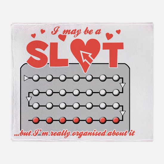 slxt Throw Blanket