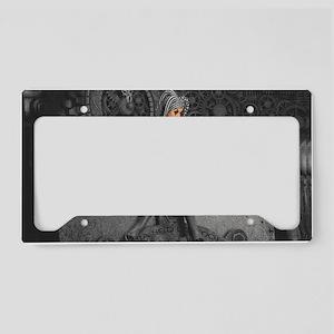 ttro_pillow_case License Plate Holder