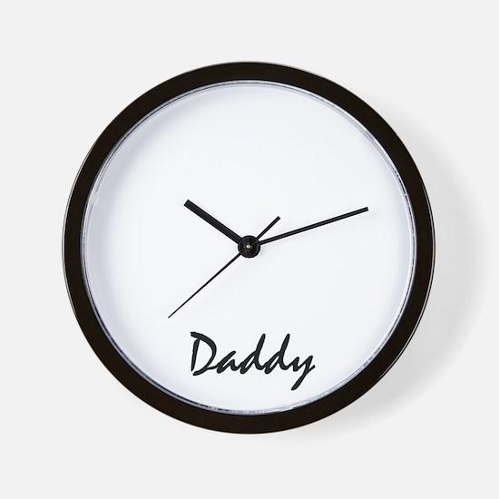 belgian lakeanois dad property white Wall Clock