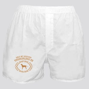 Segugio Italiano Boxer Shorts