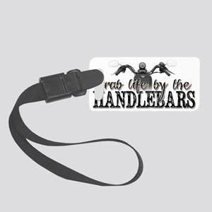 handle Small Luggage Tag
