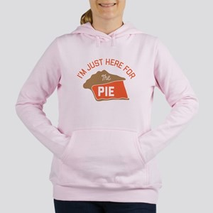 I'm Just Here For The Pi Women's Hooded Sweatshirt