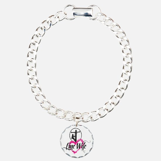 high voltage line wife f Bracelet