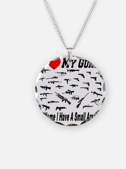 gun_collector_ilovemyguns Necklace