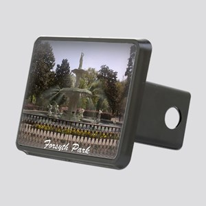 Forsyth Park Rectangular Hitch Cover
