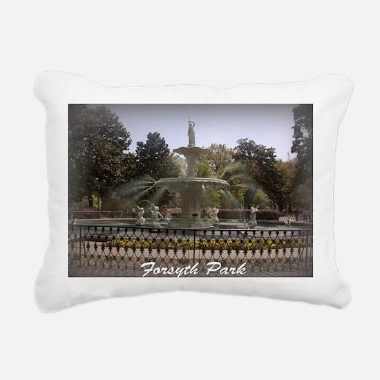 Forsyth Park Rectangular Canvas Pillow