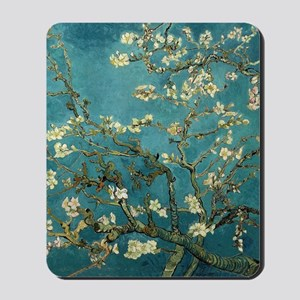 Almond Branches in Bloom 2sc Mousepad