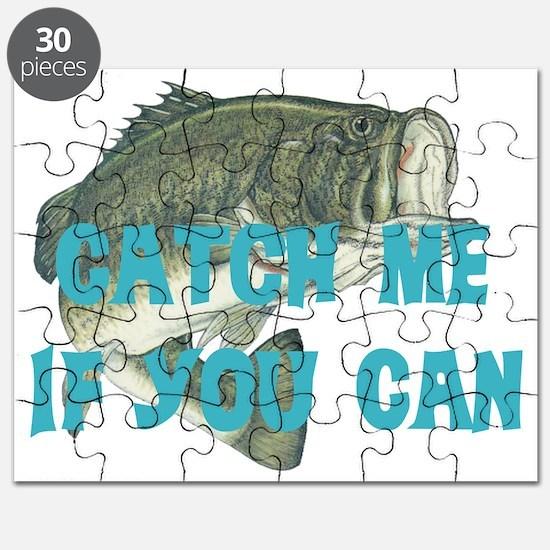 catch me - bass Puzzle