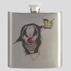 10x10b_evil_clown Flask