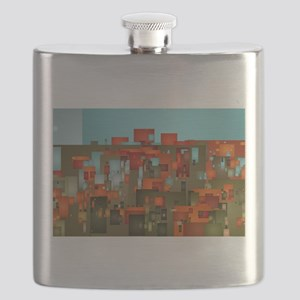 Red City 1 Flask