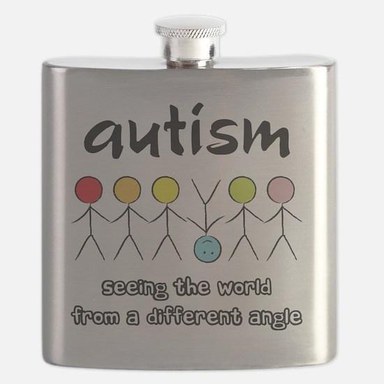 autism angle Flask