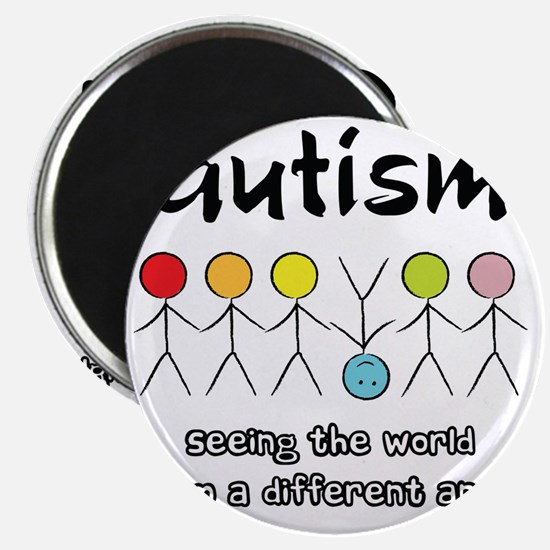 autism angle Magnet