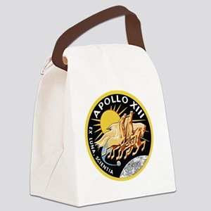 apollo13 Canvas Lunch Bag