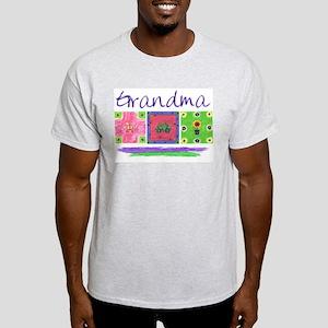Grandma Ash Grey T-Shirt