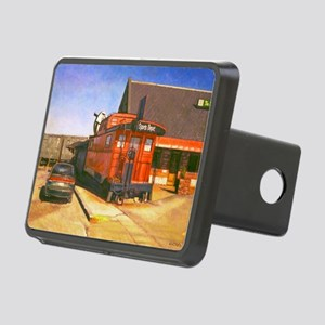 redCaboose Rectangular Hitch Cover