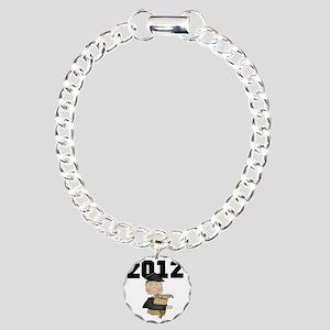 2012blboy Charm Bracelet, One Charm