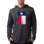 Texas Flag Long Sleeve T-Shirt