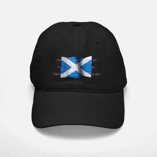 ArbroathDeclaration Baseball Hat